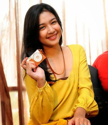 Foto Cantik Mikha Tambayong