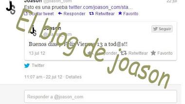 Insertar un tweet dentro de otro tweet (actualizado 22-08-2013)
