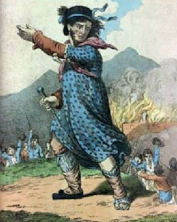 Retrato del líder británico