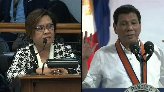 De Lima Says Duterte's Immunity is Useless in International Criminal Court