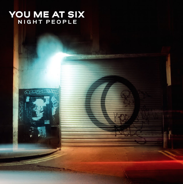 You Me At Six - Night People album cover artwork