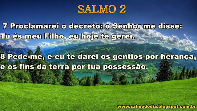 Resultado de imagem para Salmo 2