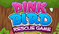 Meena Pink Bird Rescue Game