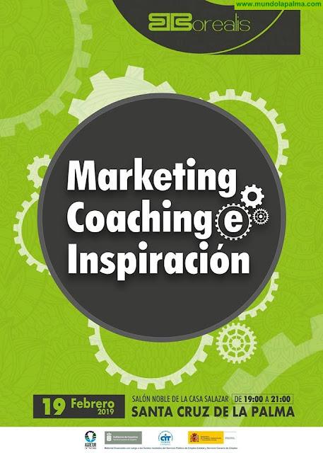 """Jornada """"Marketing, Coaching, Inspiración"""" en Santa Cruz de La Palma"""