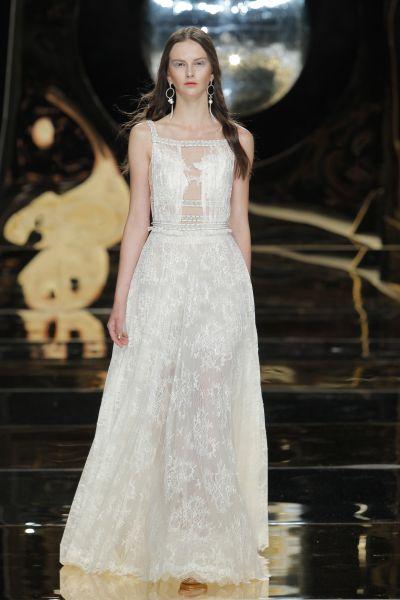 vestidos para damas de novia