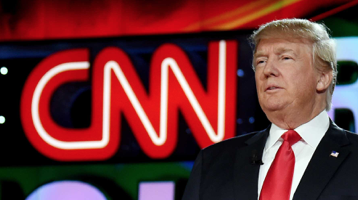 PUBLIC ENEMY #1: Reports Suggest CNN Helped Orchestrate Setup Of Trump