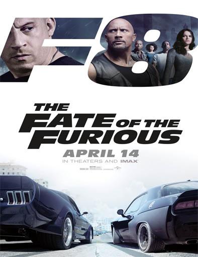 Fast & Furious 8 (Rápidos y Furiosos 8) (2017) TS-HQ