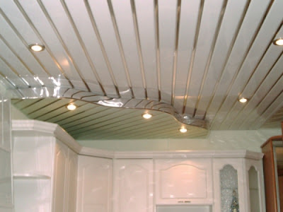 The best types of ceiling coverings for your interior 2019,Suspended (rack) ceiling covering