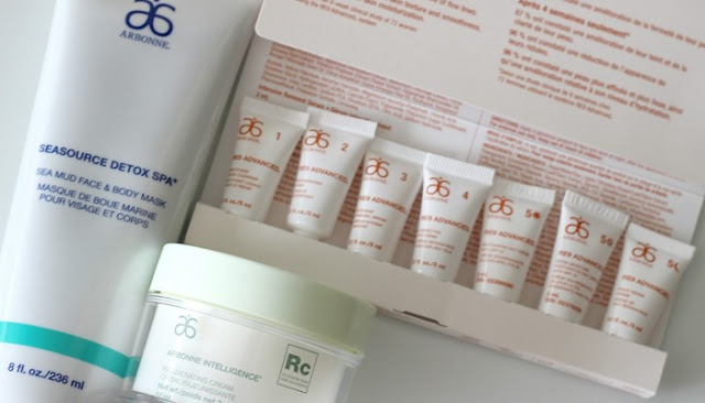 arbonne skin care reviews 2017