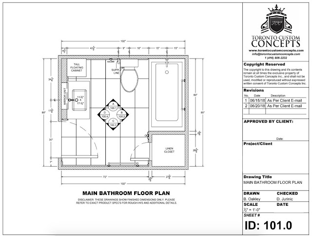 Toronto Floor Plans