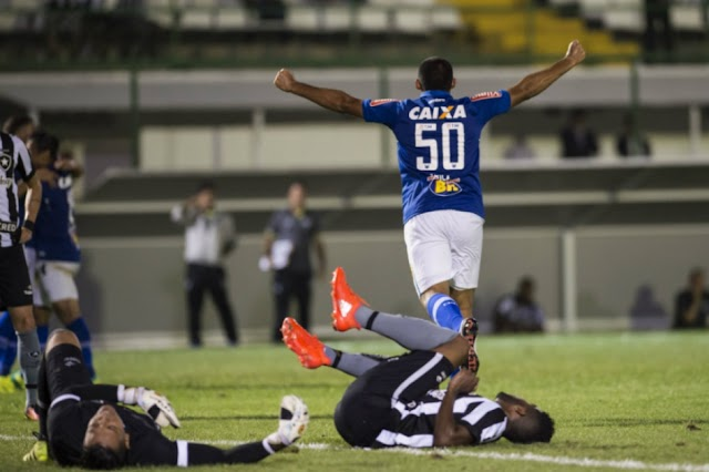 Botafogo é humilhado em casa e está eliminado da Copa do Brasil