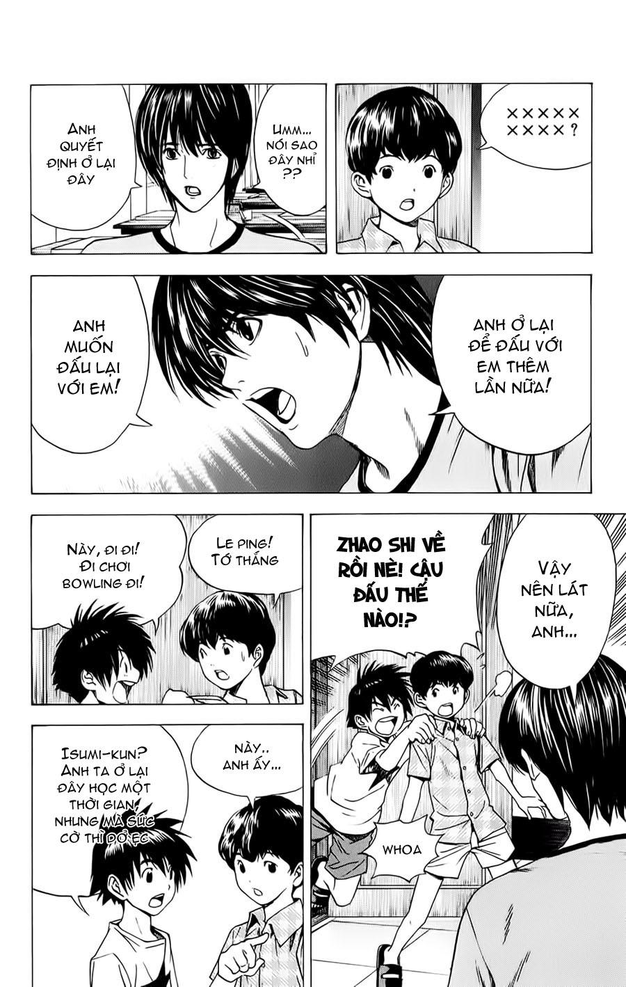 Hikaru No Go hikaru no go chap 134 trang 11