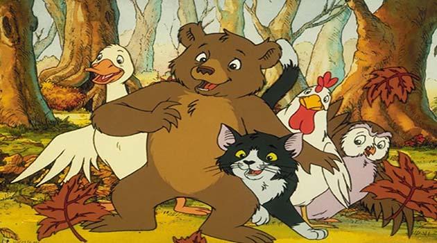 Resultado de imagem para o pequeno urso