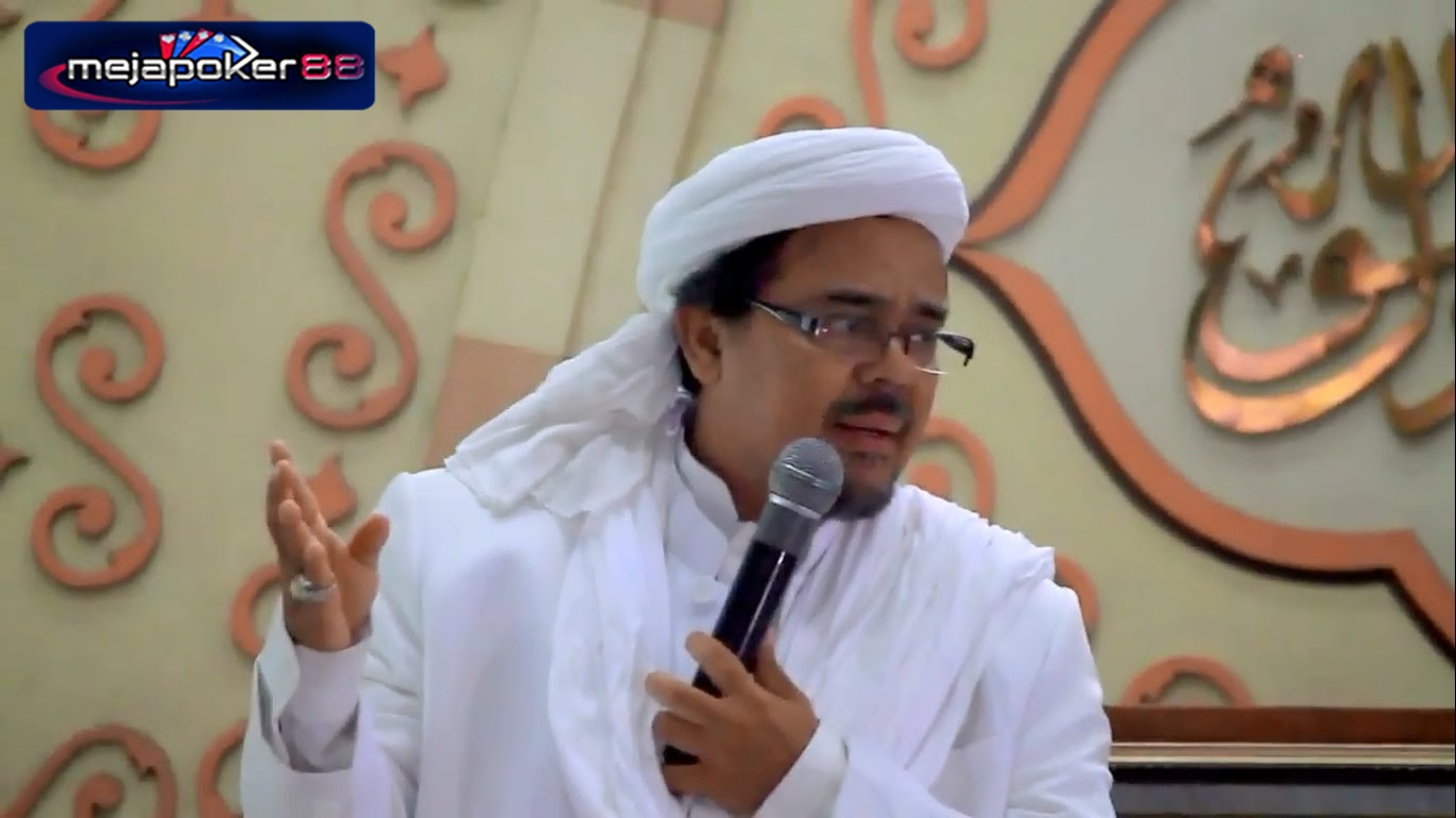 Habib Rizieq Meyakini Adanya Intervensi Dari Istana