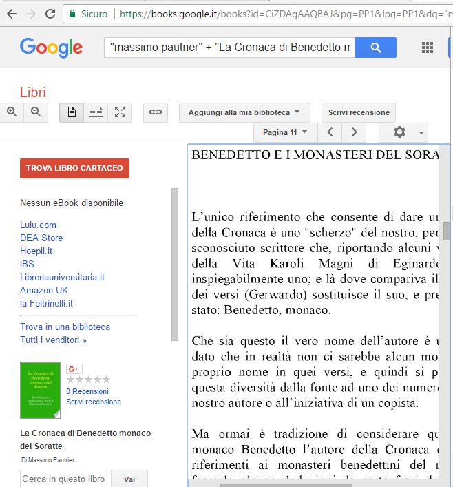 anteprime google books
