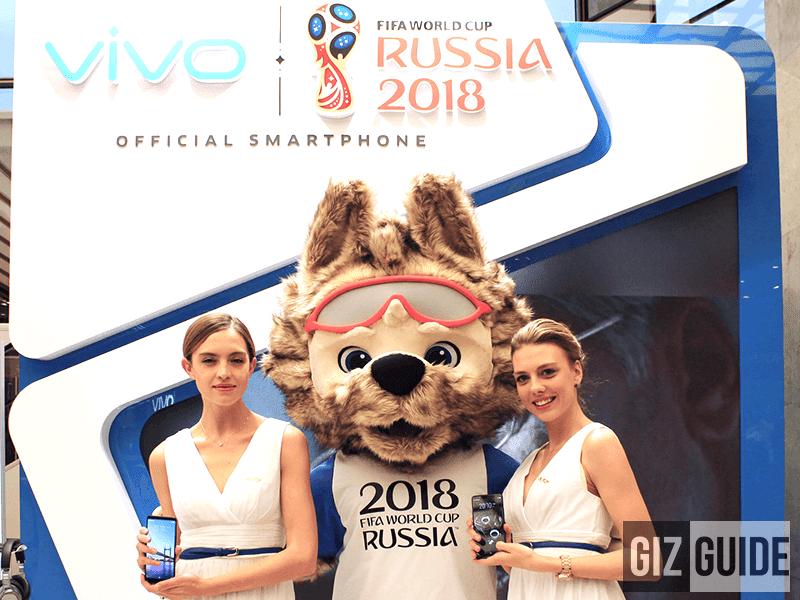 Vivo Unveils FIFA 2018 Special Edition Smartphone