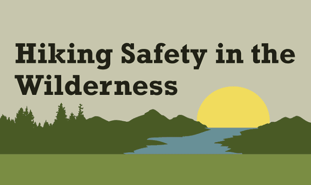 Hiking Safety in the Wilderness