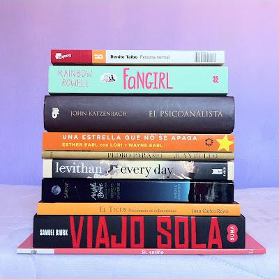 GeekMarloz| Book Haul #18 Verano