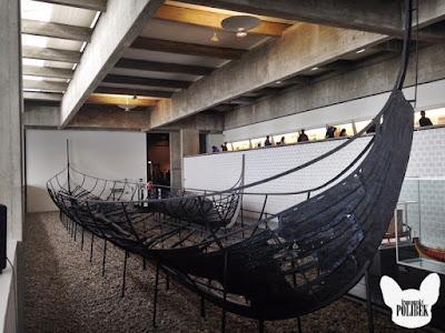 vikingské muzeum dánsko