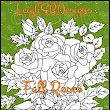 LeighSBDesigns New Fall Roses Release!