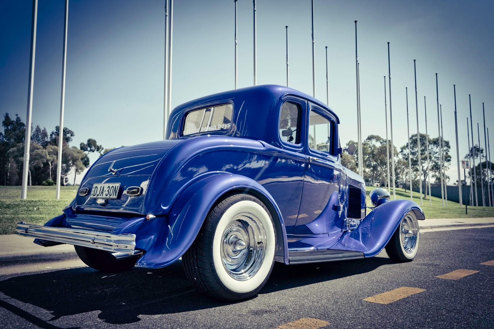 Mechanic Productions: 1932 T-Model Ford