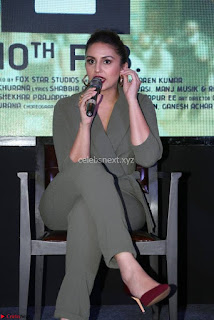 Huma Qureshi Stills At Jolly LLB 2 Press Meet 10.jpg