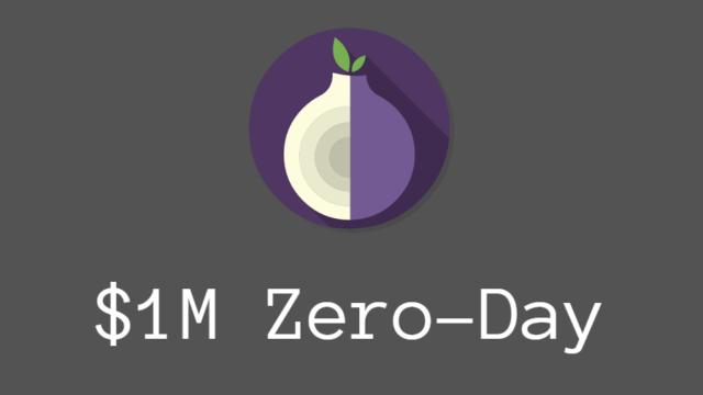 ¡Gánate un millón de dólares por hackear el navegador Tor!