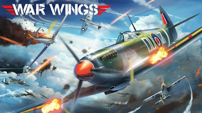 War Wings v5.3.60 Apk + Data Mod [Unlimited Ammo]