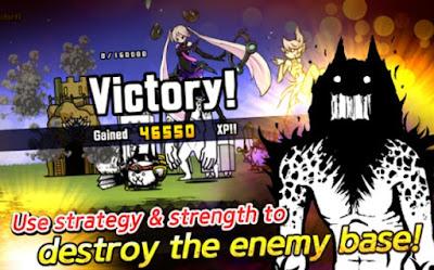 The battle cats unlimited money