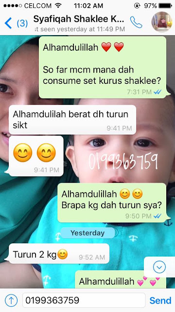 pengedar shaklee terbaik Malaysia