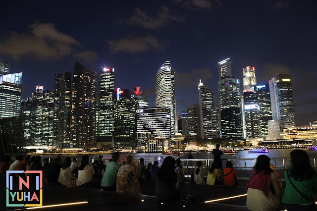 Singapura Malam Hari