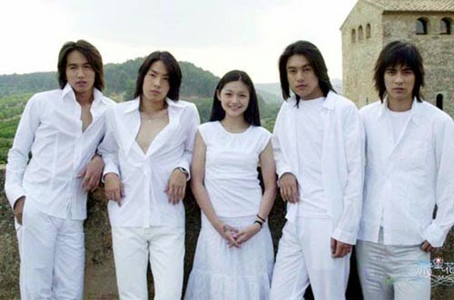Meteor Garden, Hana Yori Dango, Boys Over Flowers, best Taiwanese drama, drama withdrawal syndrome, Jerry Yan Barbie Hsu