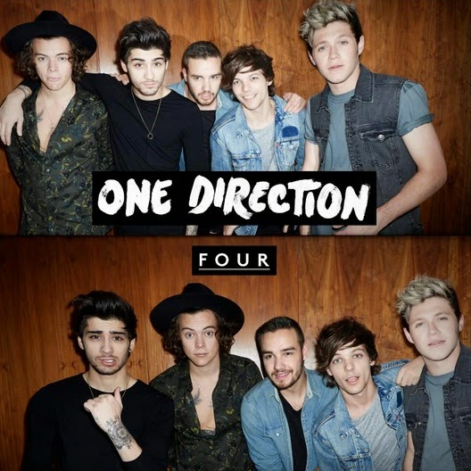 One Direction's upcoming fourth album Four