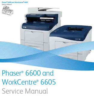 Xerox Phaser 6600 WorkCentre 6605 Service Manual