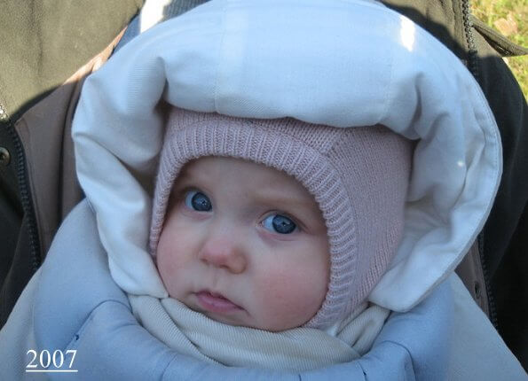 Princess Isabella is the second child and eldest daughter of Crown Prince Frederik and Crown Princess Mary