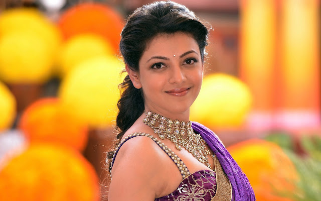 south indian actress kajol agarwal wallpapers