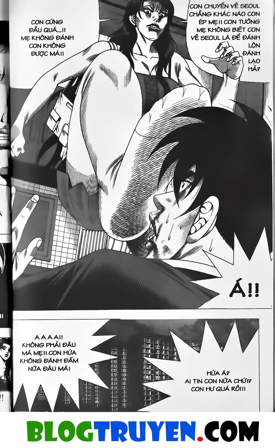 Bitagi - Anh chàng ngổ ngáo chap 355 trang 14