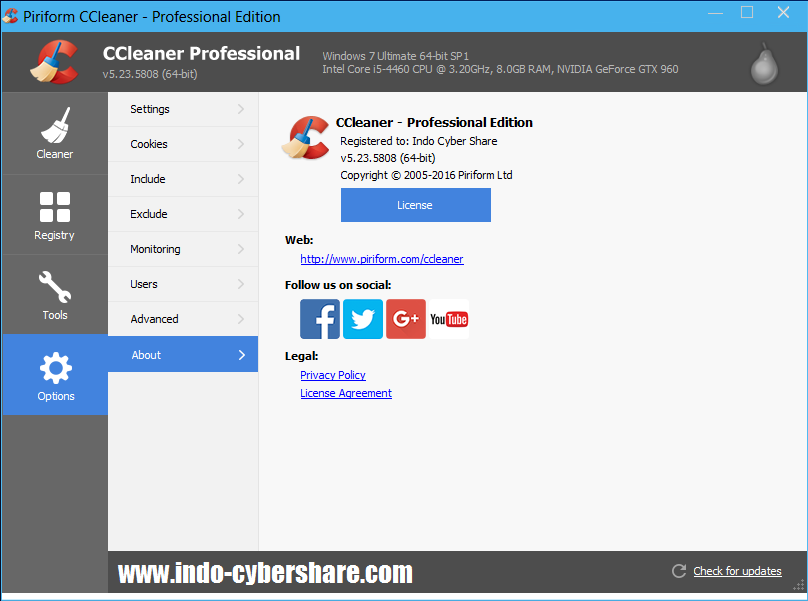 CCleaner Pro full version