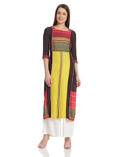 Rs. 1699 W for Woman Kurta at best price by FashionDiya