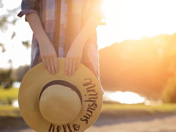 Hello Sunshine! Auch im Februar wichtig: Sonnenschutz für Haut und Haar
