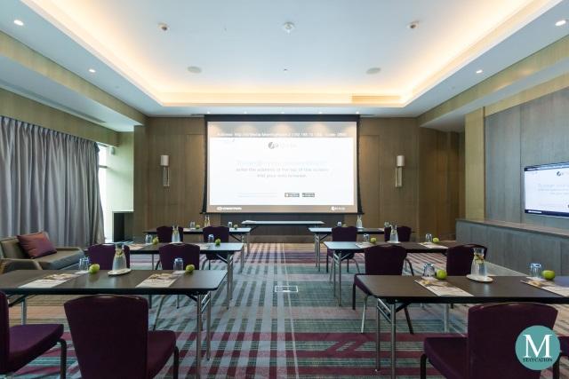 Meeting Room at Hilton Manila