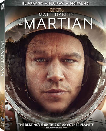 The Martian (2015) HD 1080p Latino