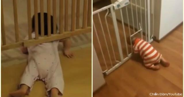 Следите за своим ребенком - или он сбежит от вас буквально за 1 минуту! Это происходит не только в вашей семье :)