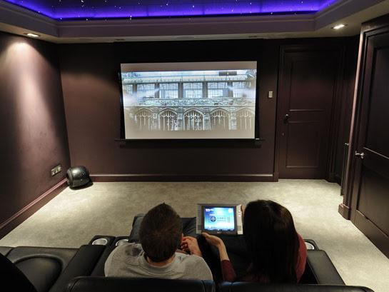 Ayo Buat Bioskop Sendiri di Rumah Anda