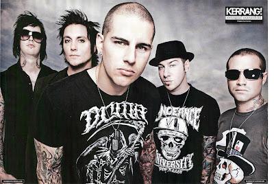 download lagu avenged sevenfold full album rar