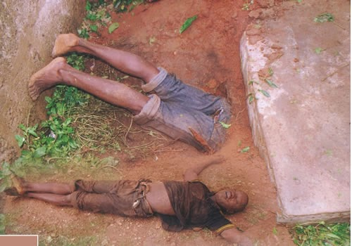 Man dies digging grave to steal skull in Osun state