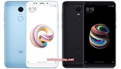 Harga Hp Xiaomi Redmi 5 Plus baru, Harga Hp Xiaomi Redmi 5 Plus second