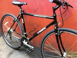 Bike Boom Refurbished Bikes 1991 Trek 750 Hybrid Bike