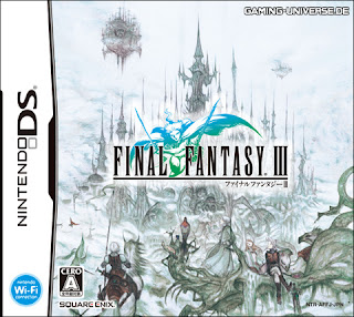 Final Fantasy III ( BR ) [ NDS ]