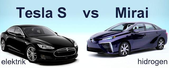 Kereta Mesra Alam Elektrik Atau Hidrogen